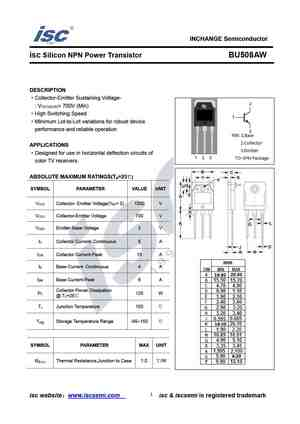 BU508AT