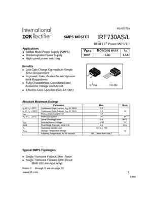 IRF730A