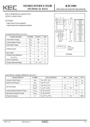 C100 Datasheet, Equivalent, Cross Reference Search