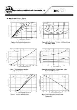BS170 MOSFET Datasheet pdf - Equivalent  Cross Reference Search