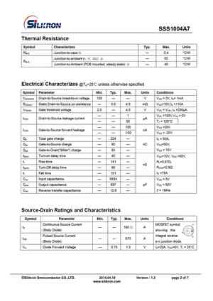 Sss10n60a mosfet datasheet pdf equivalent. Cross reference search.